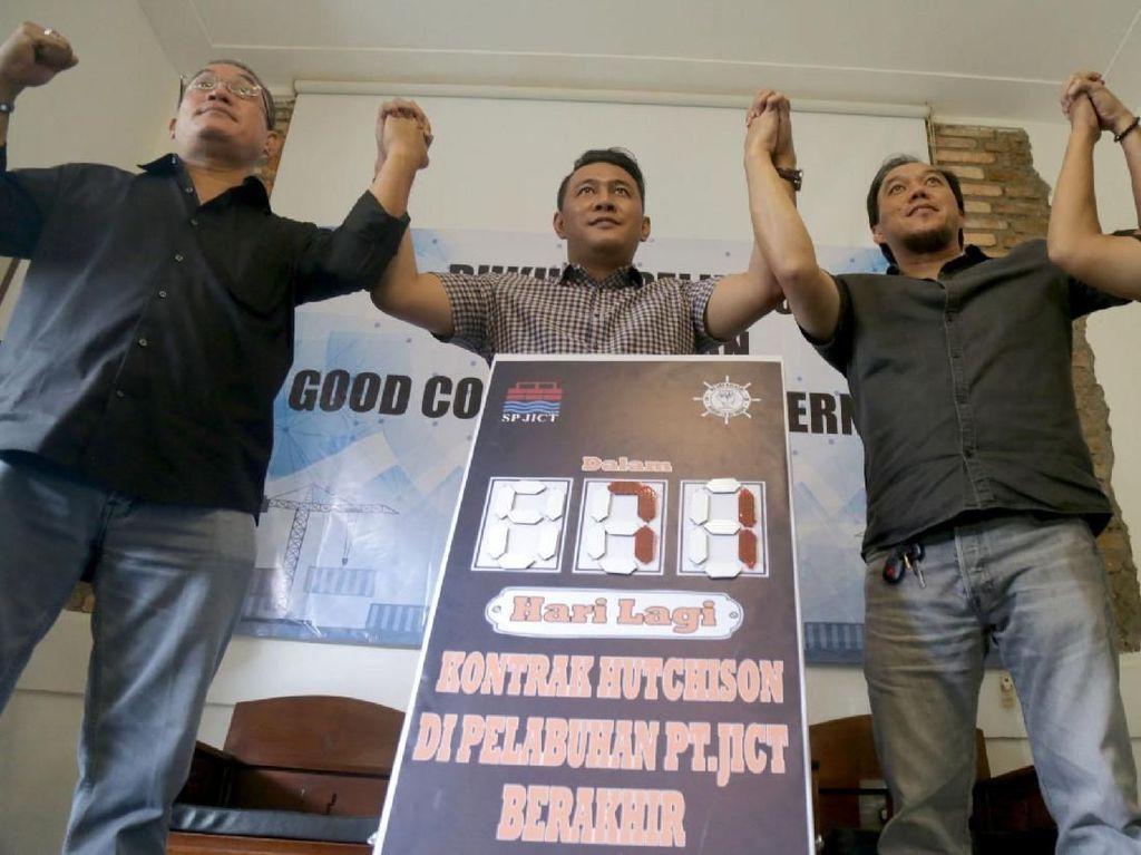 Pekerja Pelabuhan Dukung Pelindo II Tegakkan GCG