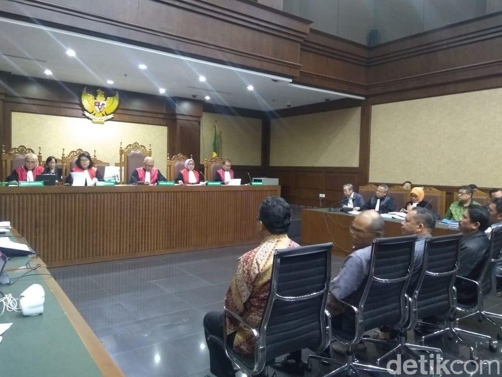 Eks Ketua PN Medan ke Anak Buah Tamin: Hati-hati Kita Dipantau KPK