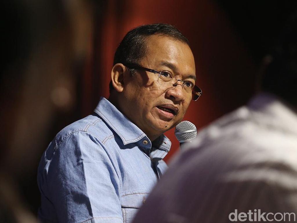 BPN Bela CEO Bukalapak: Presiden Baru Isyaroh Langit, Termasuk Doa Mbah Moen
