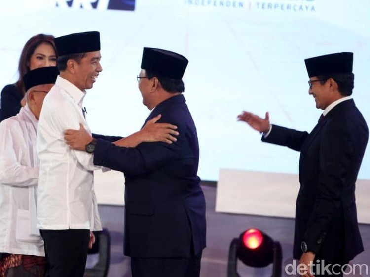 BPN Usulkan Tarung Bebas di Debat Selanjutnya