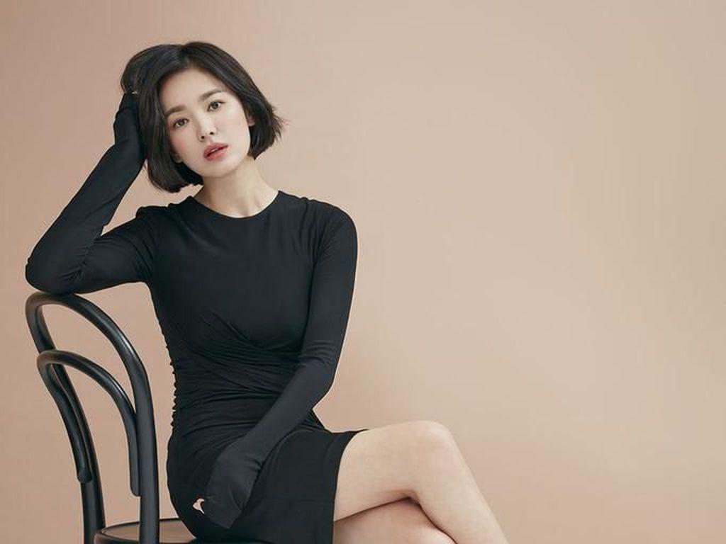 Ayah Song Joong Ki Tak Tahu Anaknya Gugat Cerai Song Hye Kyo