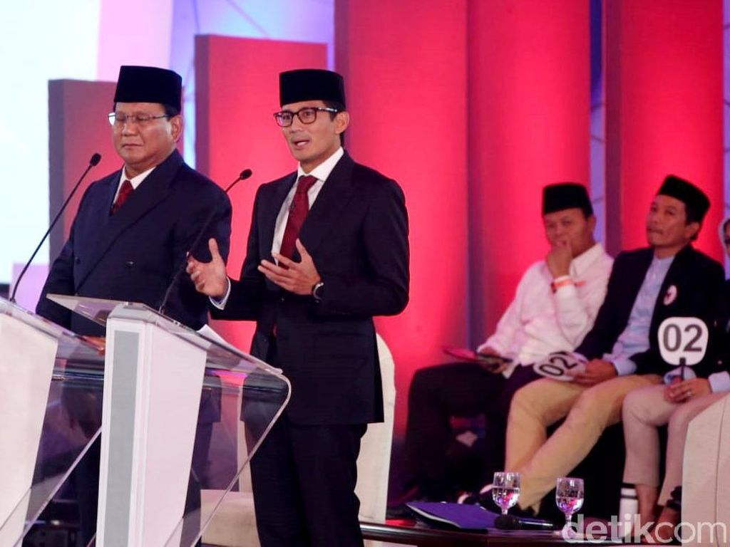 BPN: Dulu Dwitunggal Sukarno-Hatta, Sekarang Prabowo-Sandiaga