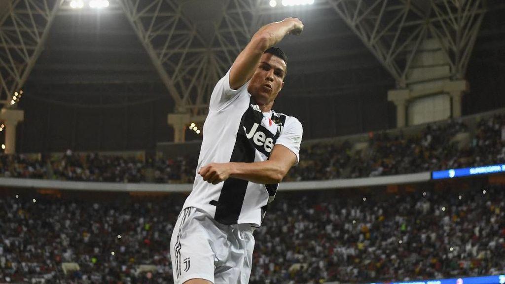 Juventus Juara, Allegri: Untuk Inilah Ronaldo Dibeli