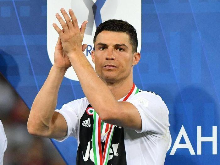 Cristiano Ronaldo menanti trofi lain di Juventus. (Foto: Waleed Ali/Reuters)