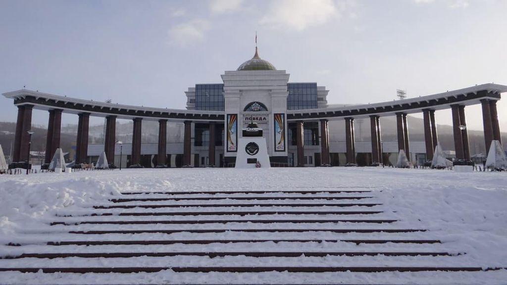 Yang Orang Belum Tahu di Timur Rusia