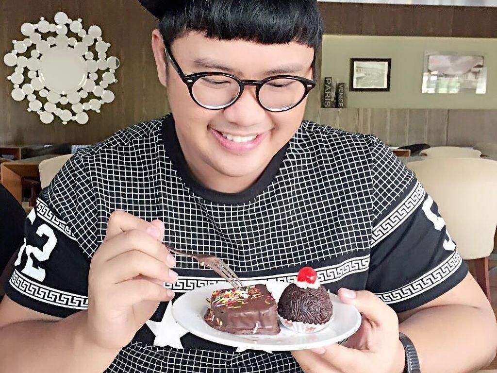 Tips Diet Ricky Cuaca yang Sukses Turunkan BB 60 Kg