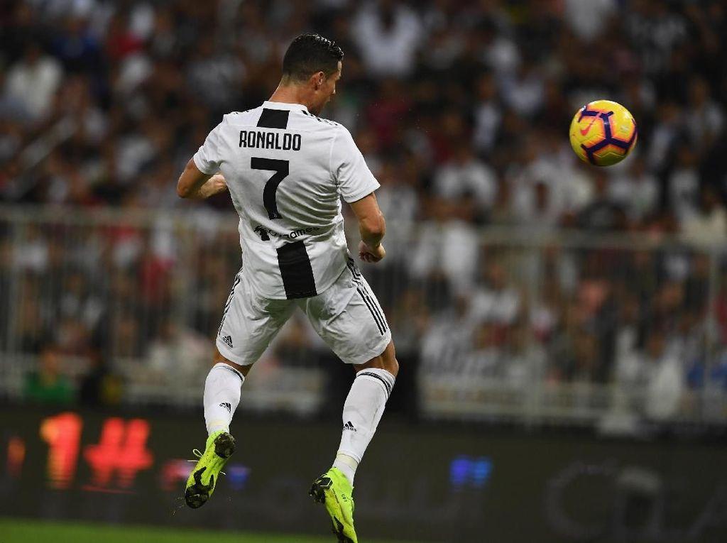 Untuk Semua Orang yang Mencintai Juve dan Ronaldo