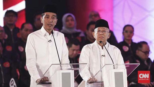 Lebih Santai 'Poin Plus' Prabowo-Sandi di Debat Capres Perdan