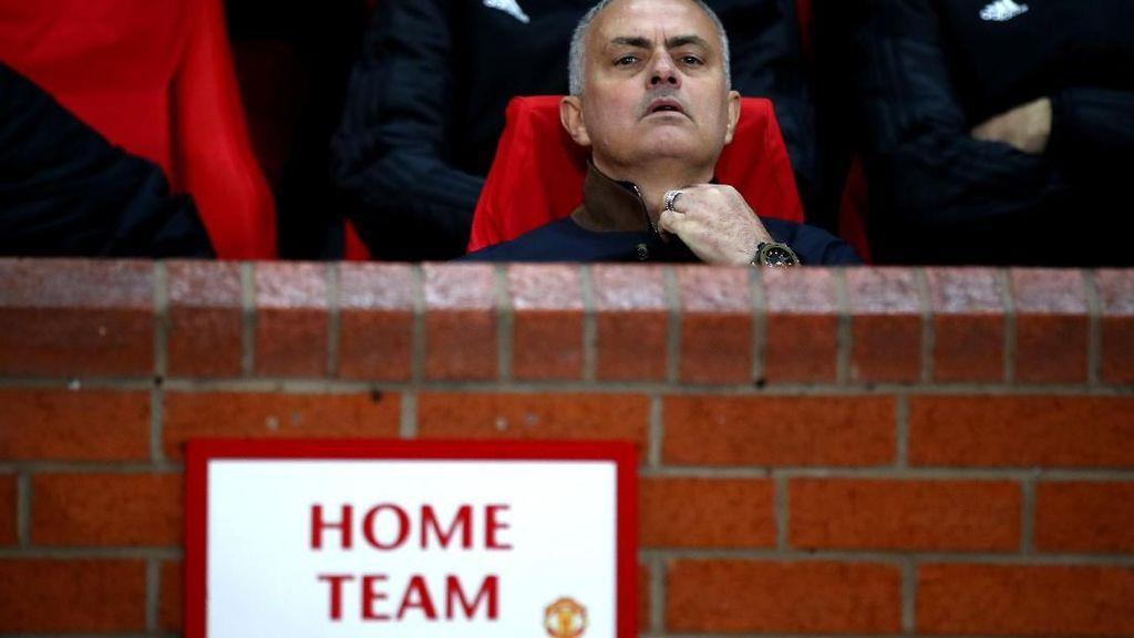 Sebulan Menganggur, Mourinho Sudah Tolak Tiga Tawaran Melatih
