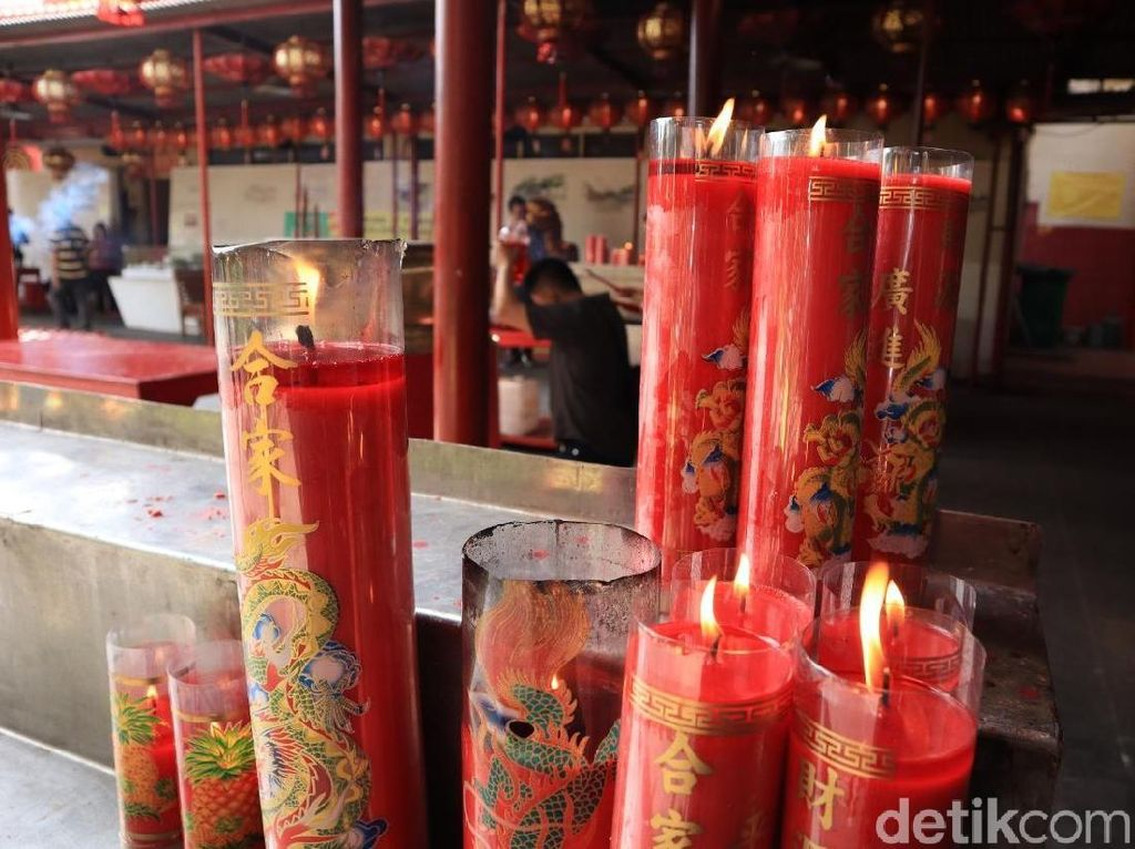 Ini 4 Titik Kemeriahan Imlek 2020 di Jakarta