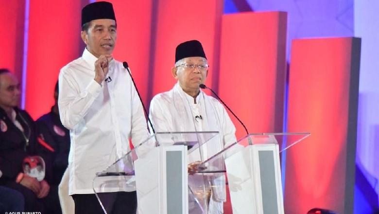 Jokowi ke Prabowo: Saya Tak Punya Beban Masa Lalu, Enak Bekerja