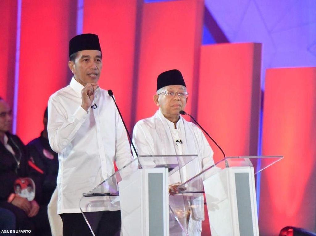 Dikritik Amien Rais karena Peran Kecil di Debat, Maruf: Saya Kan Wapres