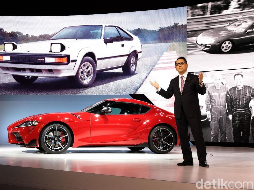 Toyota Sulit Mencari Pengganti Akio Toyoda