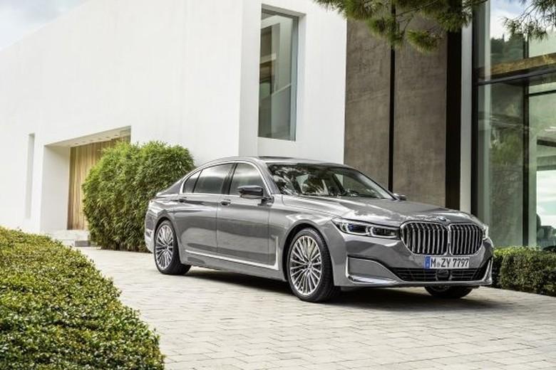 BMW Seri 7. Foto: BMW Group