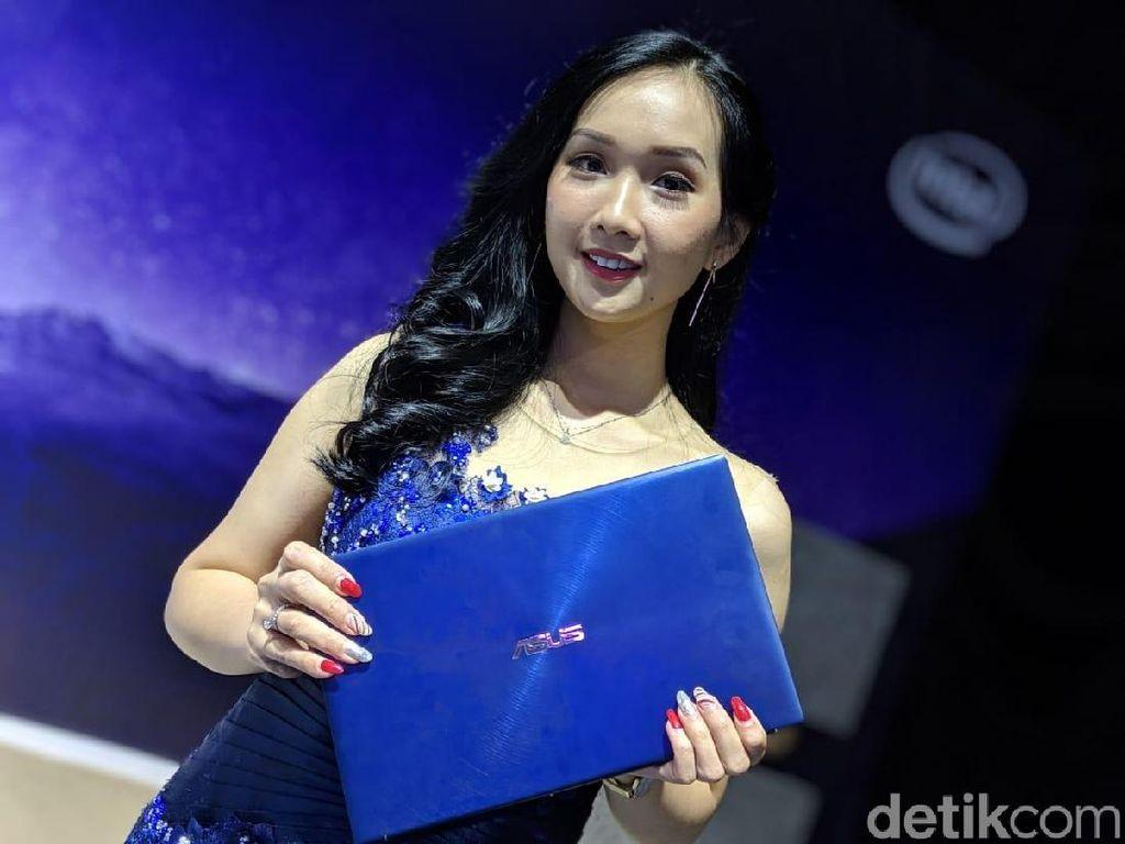 Pesona Notebook Asus yang Cantik dan Singset Banget