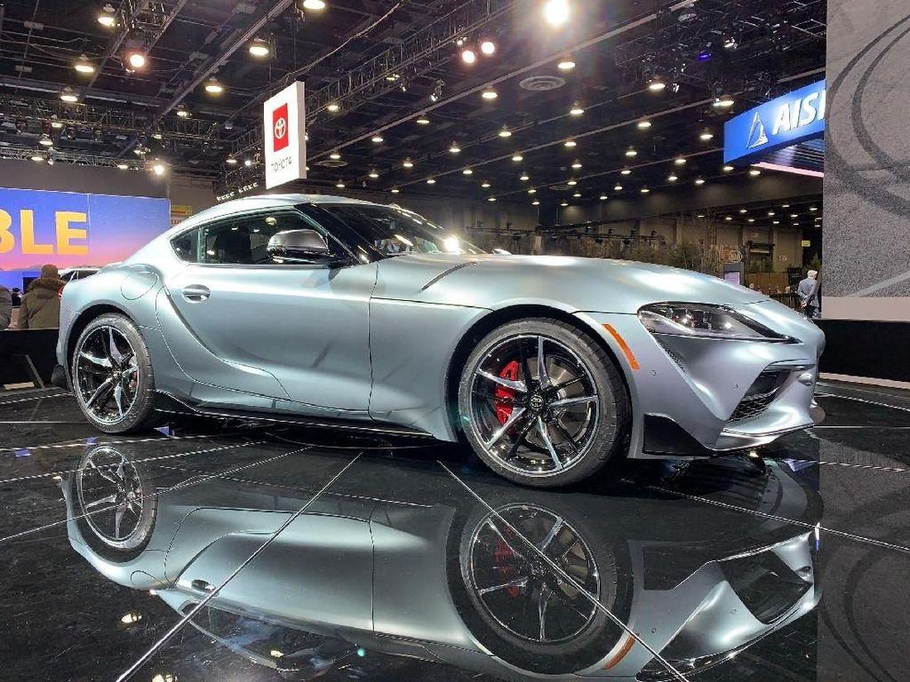 Toyota Supra di Filipina Tembus Rp 1,3 Miliar