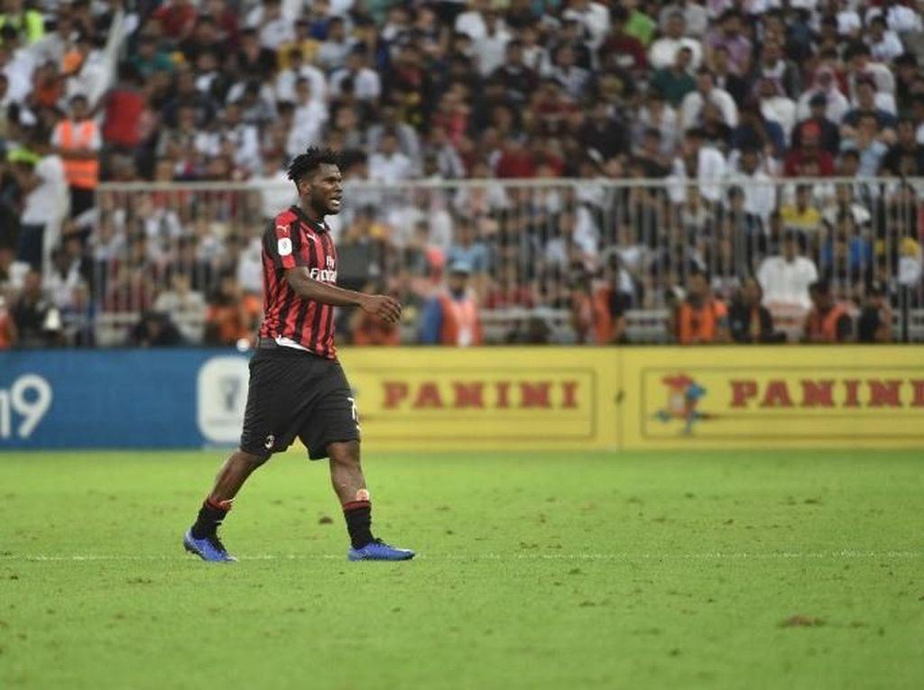 Sudah Kalah di Piala Super Italia, Milan Kini Krisis Pemain