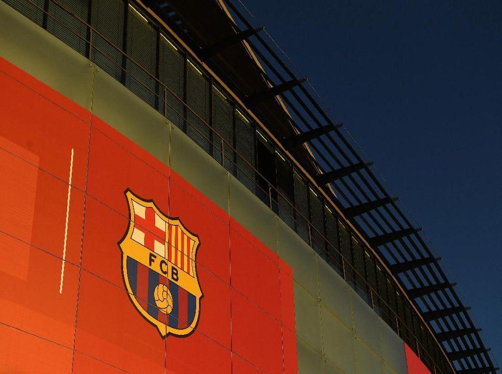 Soal Barcelona Sewa Buzzer, Bartomeu: Cuma untuk Pantau Medsos