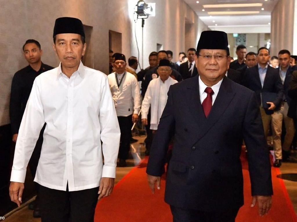 Gerindra Bantah JK: Prabowo Menghibur dengan Goyangan, Tak Emosi