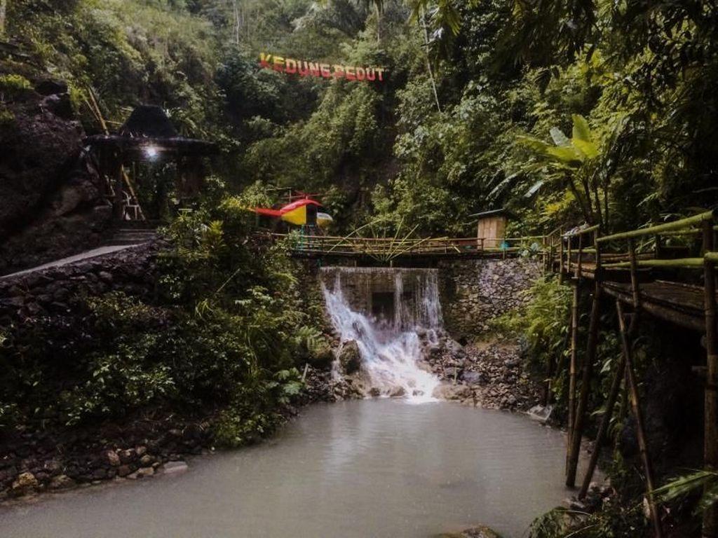Kedung Pedut, Air Terjun Cantik di Kulon Progo
