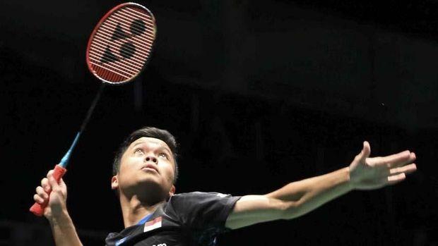 Anthony Ginting Berharap Pertahankan Gelar Indonesia Masters