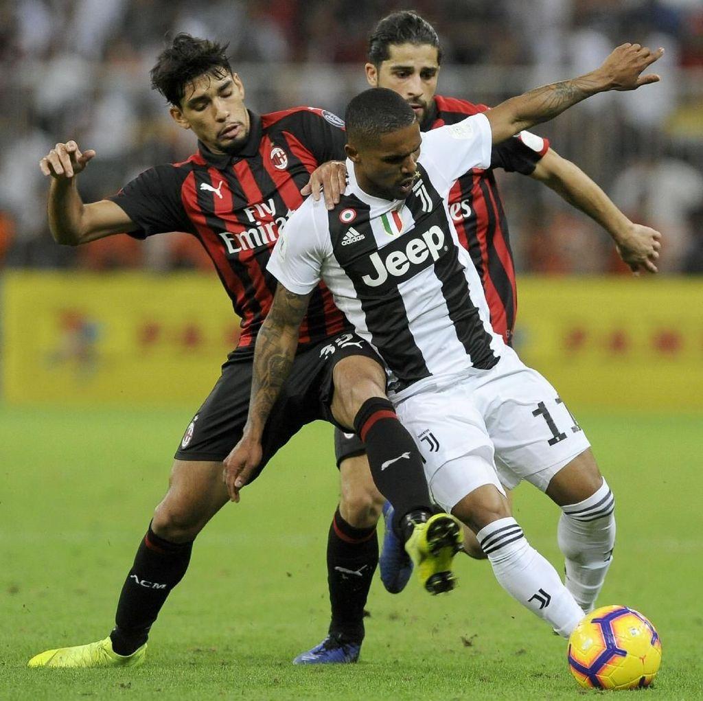 Laga yang Tak Sempurna untuk Juventus, tapi Menghibur