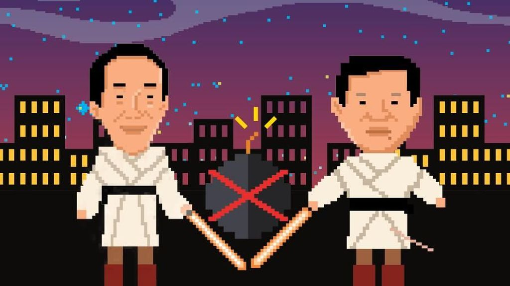 Prabowo Diprediksi Kritik Jokowi Infrastruktur Pakai Utang