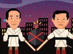LSI Denny JA: Jokowi Unggul di 5 Kantong Suara, Prabowo di Kalangan Terpelajar