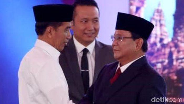 Ismed Sofyan menyampaikan harapannya untuk presiden Indonesia periode yang akan datang. (Foto: Rengga Sancaya/detikcom)