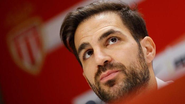 Cesc Fabregas sedih dengan kondisi Catalunya. (Foto: Reuters)