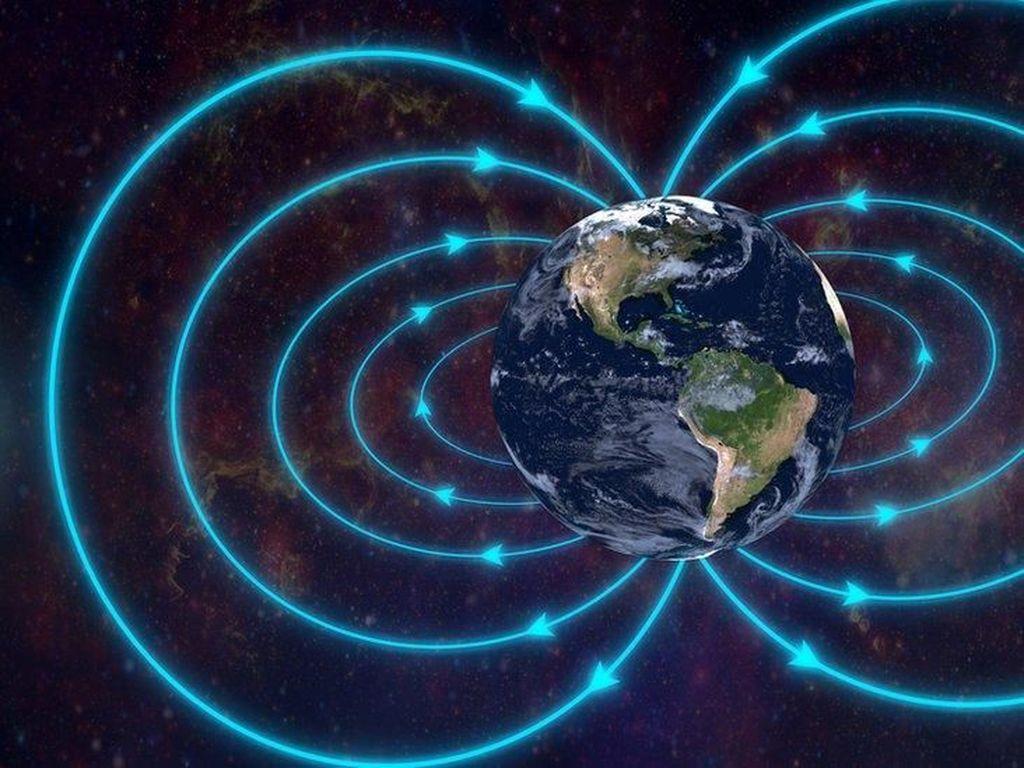 Ilmuwan Akhirnya Ubah Medan Magnet Bumi