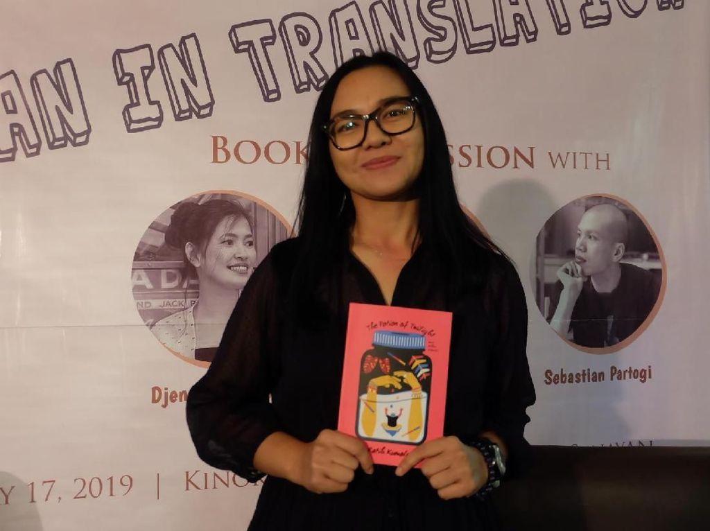 Ratih Kumala Bicara Gadis Kretek di Beijing International Book Fair 2019