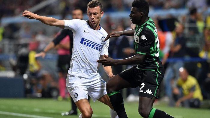 Inter Milan akan menghadapi Sassuolo di Liga Italia akhir pekan ini (Foto: Giuseppe Bellini/Getty Images)