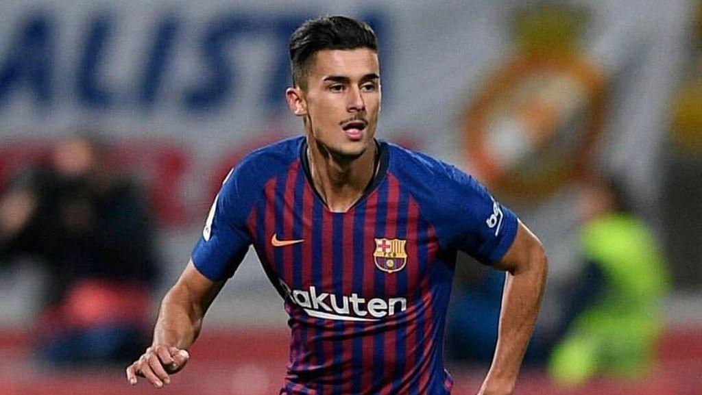 Belum Terima soal Chumi, Levante Adukan Barcelona ke Pengadilan