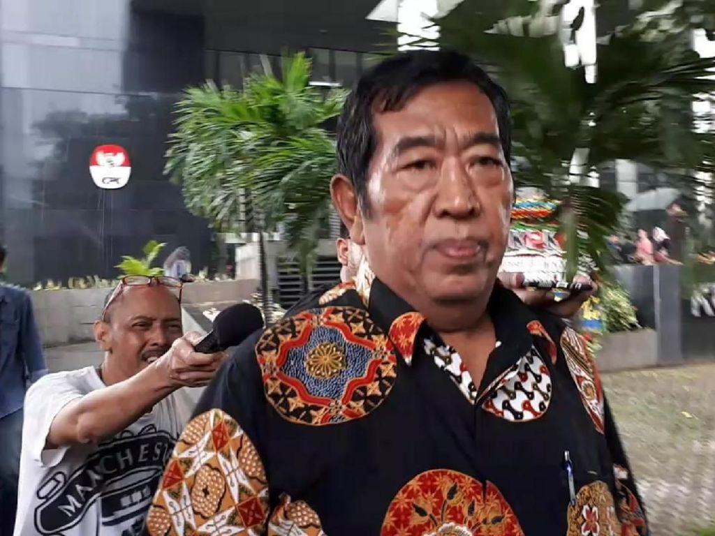 Anggota DPRD Kab Bekasi Buru-buru Usai Diperiksa soal Meikarta
