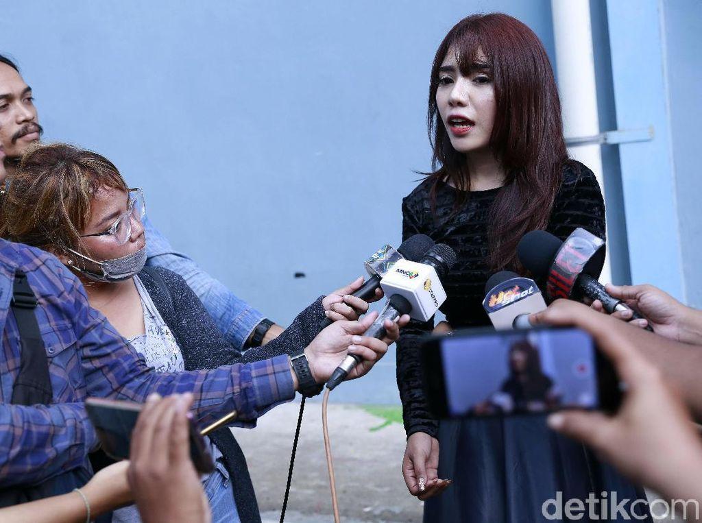 Bantah Terlibat Prostitusi Online, Baby Shu Ngaku Sering Ditawar Pria Hidung Belang