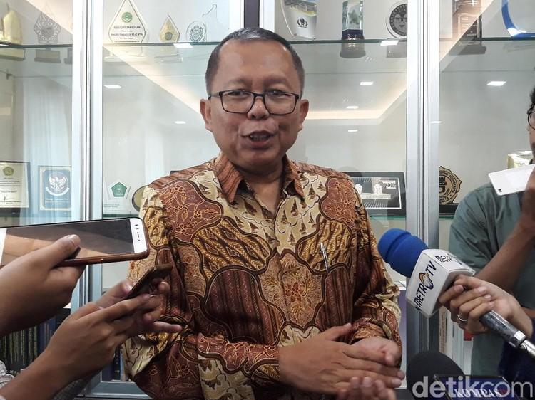 JK Bertemu Prabowo, TKN: Inisiatifnya dari Pak Jokowi
