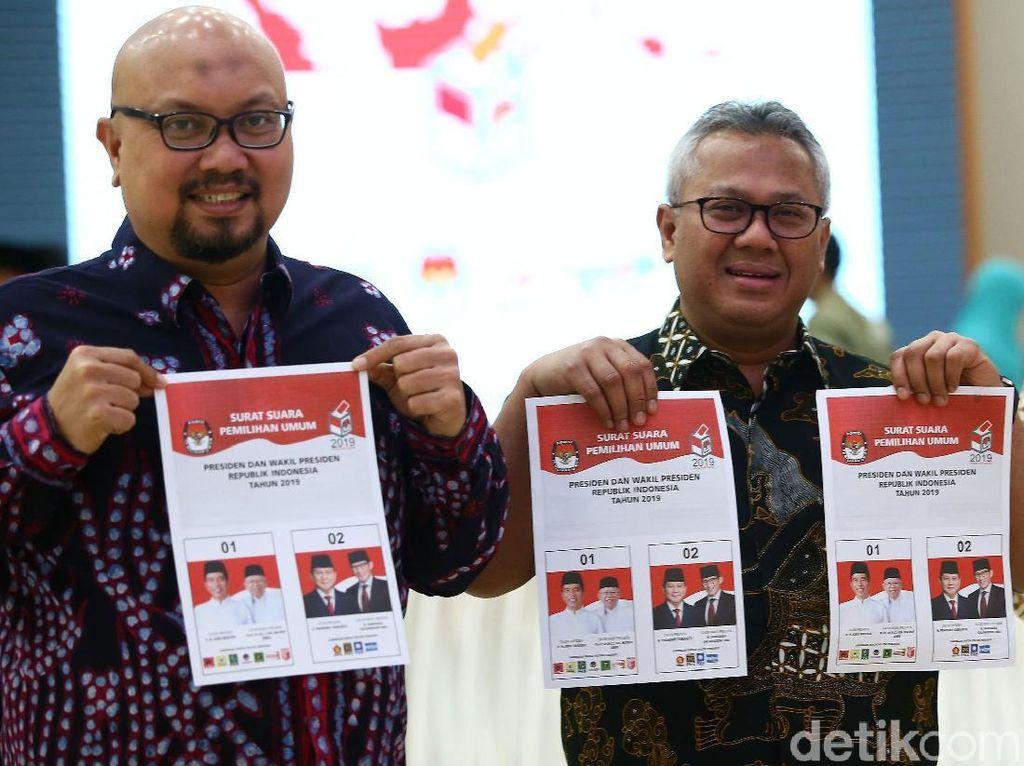 KPU Rapat Bahas Logistik Pemilu 2019