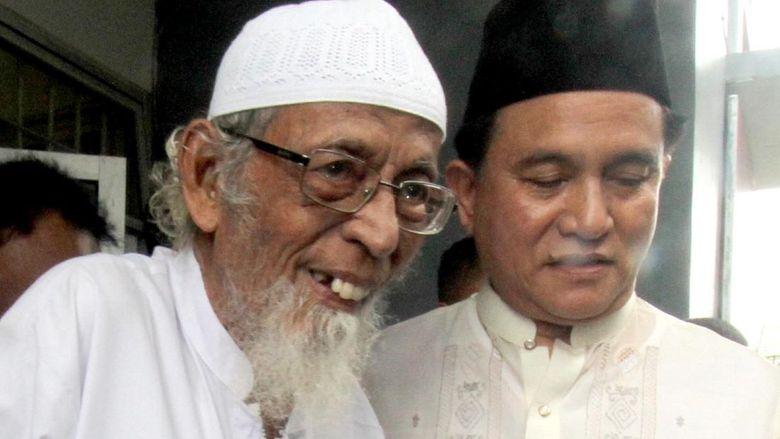 Gerindra Kritik Jokowi soal Pembebasan Baasyir: Jangan Pencitraan!