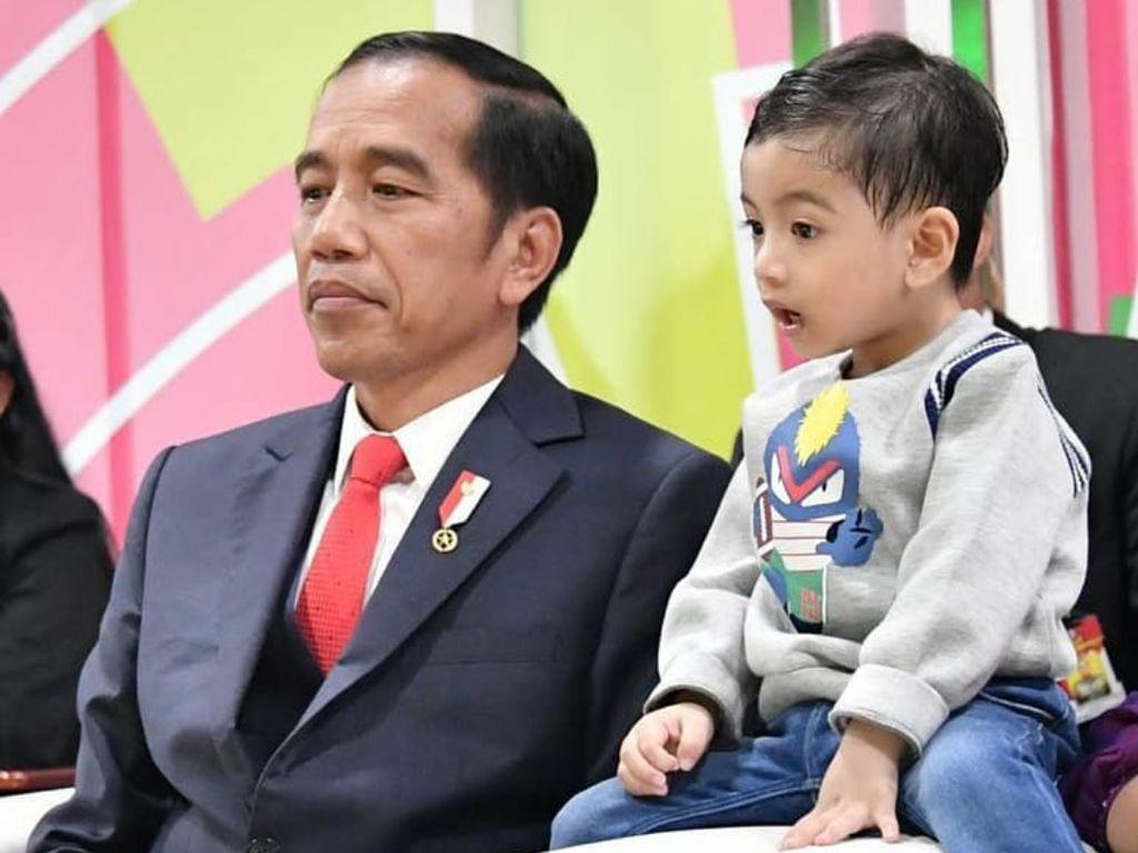 Addie MS Kesal dan Ngiri dengan Jokowi Gara-gara Jan Ethes, Kenapa?
