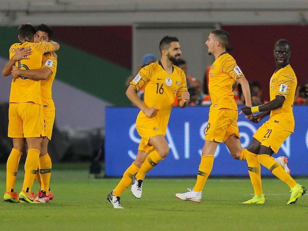 Australia Berencana Ikut Piala AFF 2020