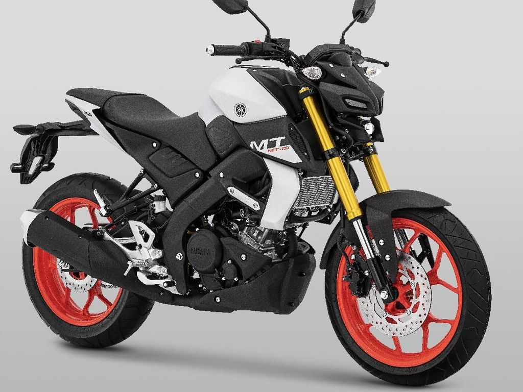 Yamaha MT-15, Versi Telanjang R15