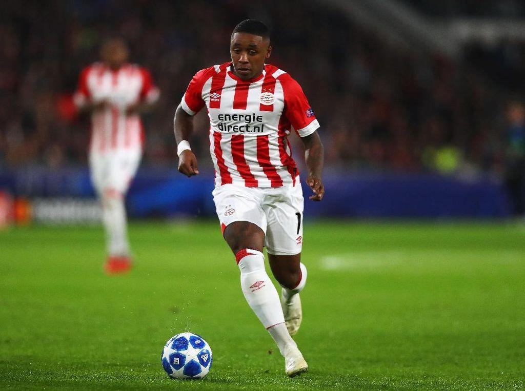 Bersaing dengan Liverpool, MU Incar Sayap Cepat Milik PSV