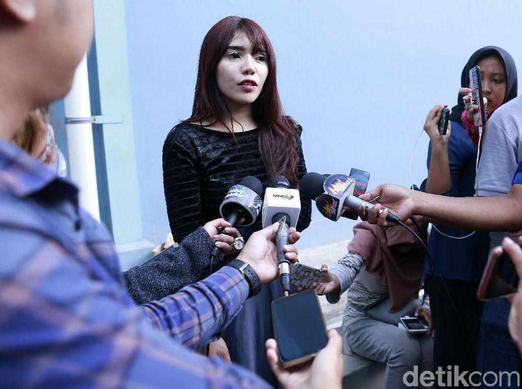 Baby Shu Harap Kasus Dugaan Prostitusi Bisa Cepat Selesai