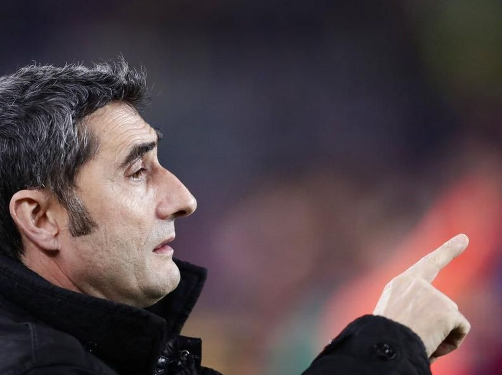 Valverde: Chumi Legal Dimainkan, Barca Tidak Bersalah