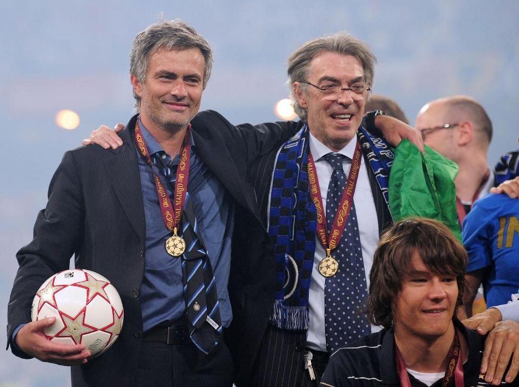 Inter Milan adalah Klub Terbaik yang Pernah Dilatih Mourinho