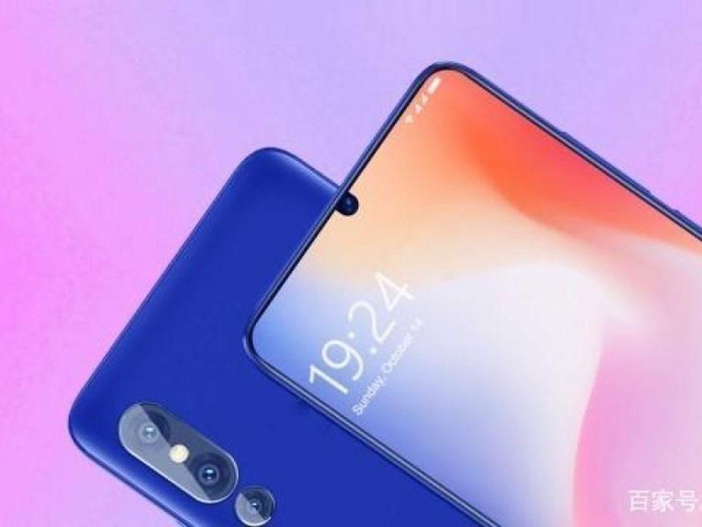 Beredar Bocoran Wujud Xiaomi Mi 9, Seperti Apa?