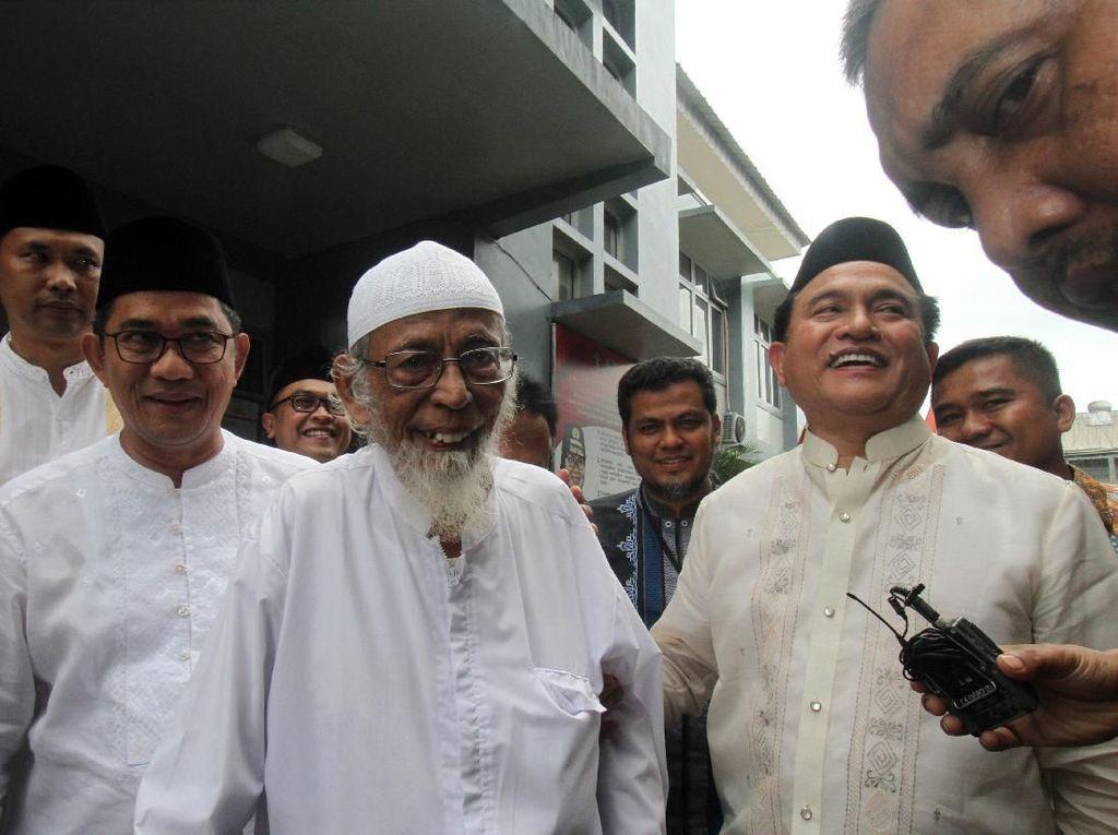 Abu Bakar Baasyir Dapat Remisi, Keluarga Ingin Rawat di Rumah