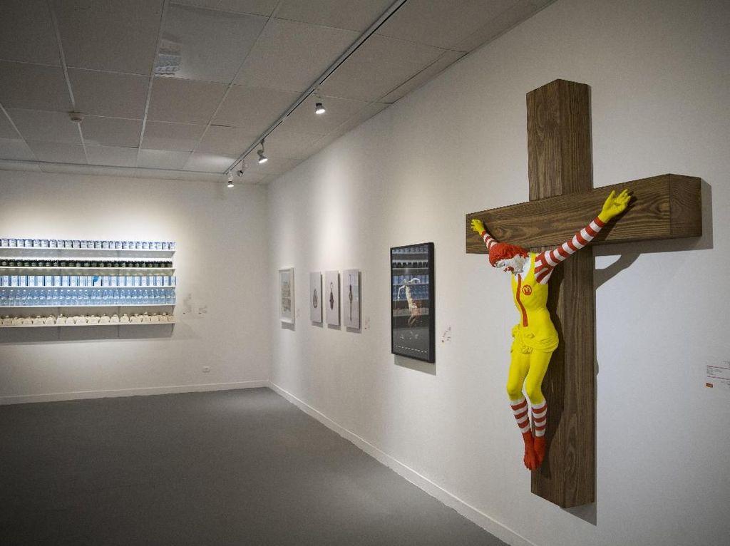 Diprotes Umat Kristen Arab, Museum Israel Akan Copot McJesus