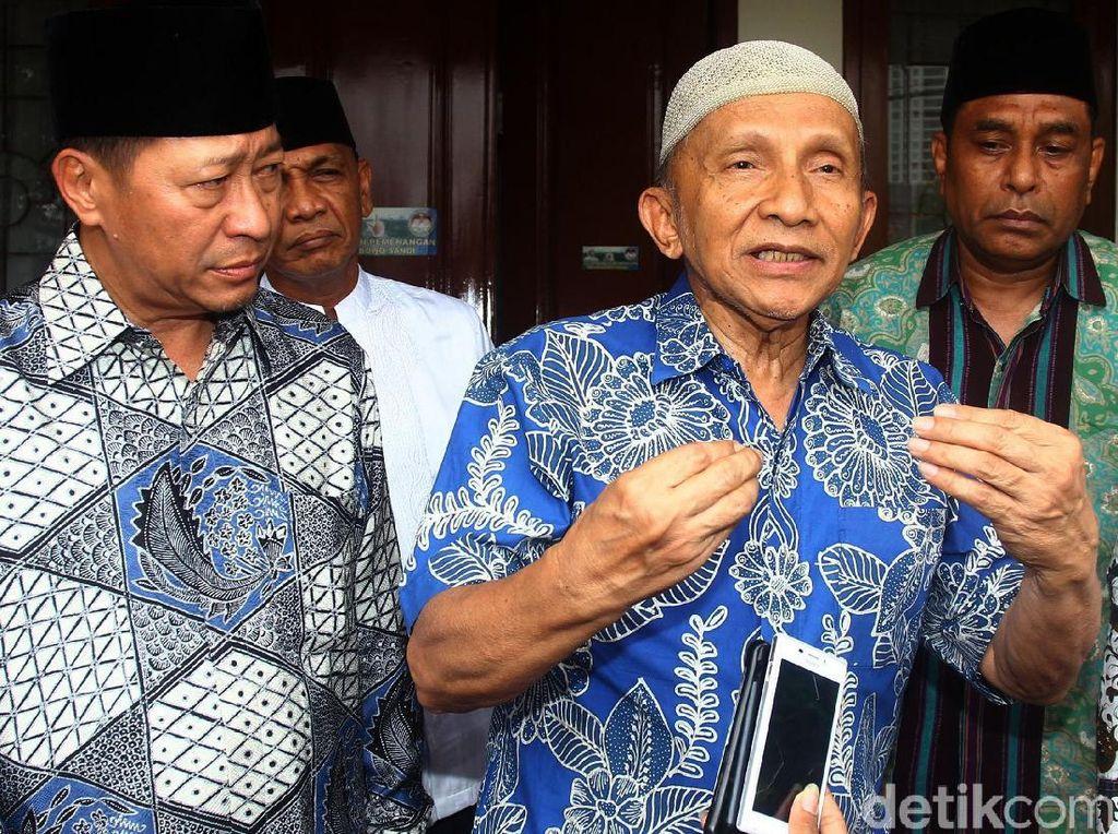 Amien Rais: Indonesia Barokah Bikin Onar, Pemiliknya Harus Ditangkap